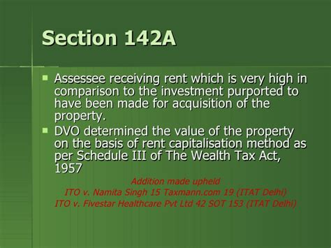 section 153 of income tax act real estate