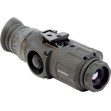 thermal ir ir patrol m300w thermal weapon scope