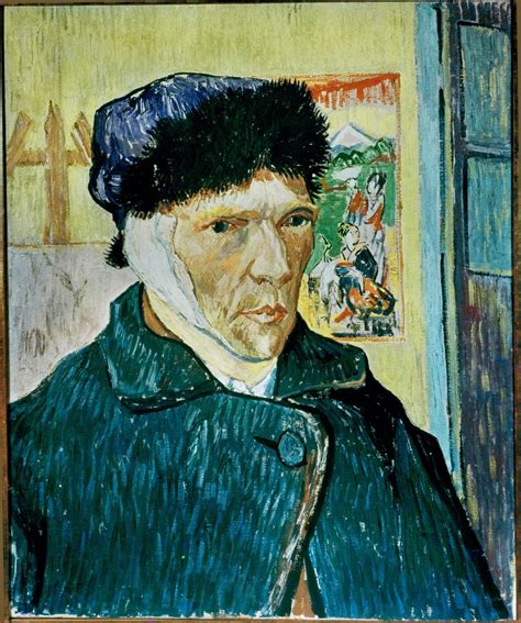 van gogh ear how one art history teacher solved two of the biggest
