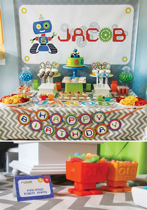 Birthday Decoration Ideas For Boy by 15 Boy Birthday Clutter