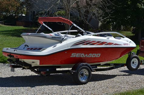 sea doo boat 500 hp sea doo speedster 200 2004 for sale for 500 boats from