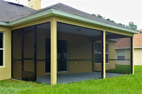 lanai porch i do that screen repair pool patio lanai