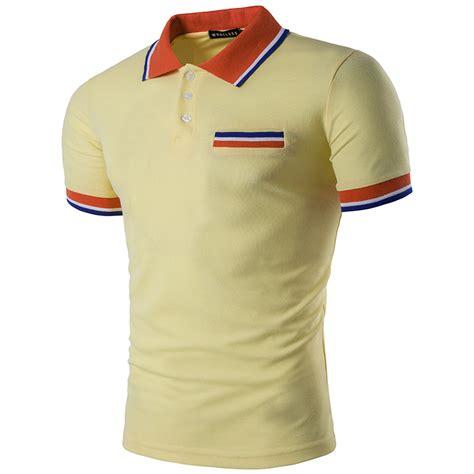 Polo Simple List stylish mens sleeve golf simple slim fit polo t shirt shirts tops blouse ebay