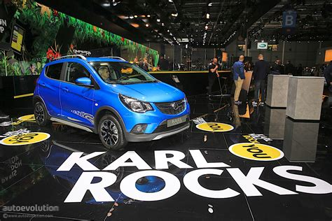 Opel Karl Rocks 2020 by Opel Karl Rocks Was Unveiled In It S A Crossover