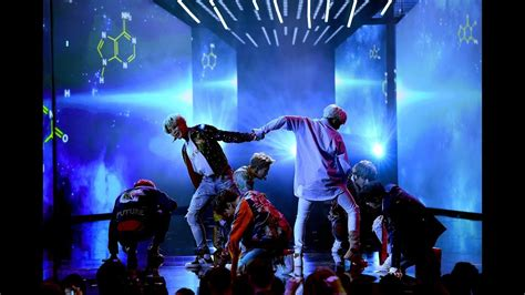 bts ama bts on ama s performing dna youtube