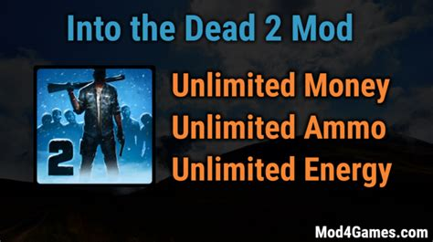 mod game into the dead 2 into the dead 2 modded game apk free with offline obb data