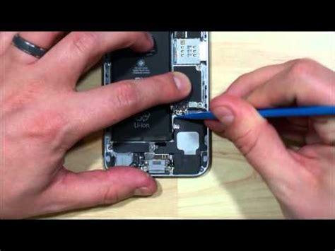 iphone  ear speaker repair video doovi