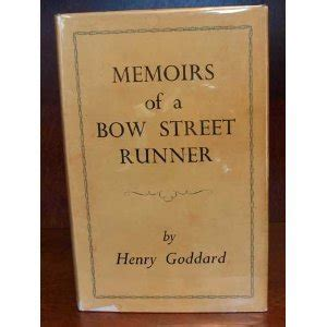 the runner a memoir books memoirs of a bow runner by henry goddard reviews