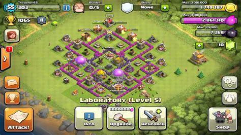 clash of clans upgrades clash of clans upgrade cost town hall
