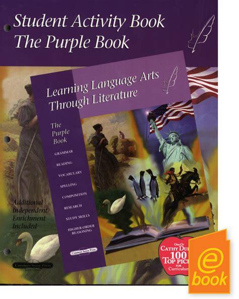the color purple book grade level the purple book 5th grade skills student activity book