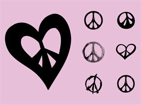 simbolo fiore pace simboli fiore vettore di potenza scaricare vettori