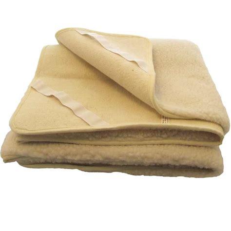 bettdecke für sommer und winter matratzenauflage wolle aus naturbelassenem wollpl 252 sch
