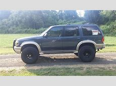 """LIFTED 1999 5.0L Eddie Bauer Explorer 4x4 5"""" Superlift ... 2017 New Ford Lifted Trucks For Sale"""