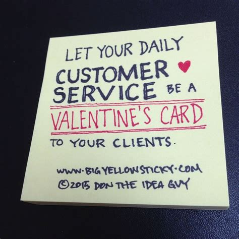 where to your to be a service let your customer service be a s day card to your clients www