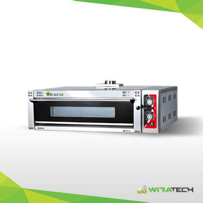 Oven Gas Listrik oven roti wiratech mesin indonesia