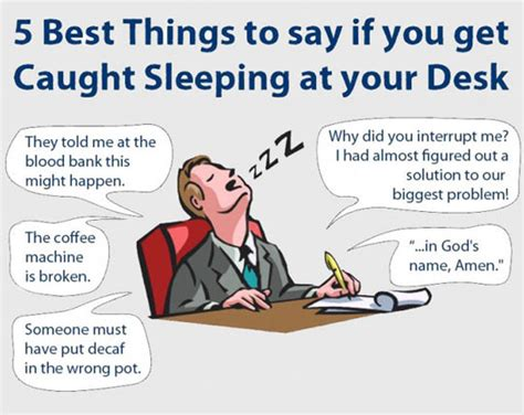 things to do to get out of your comfort zone things to say if you get caught sleeping at work