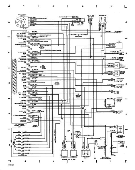 lincoln town car wiring diagram town free