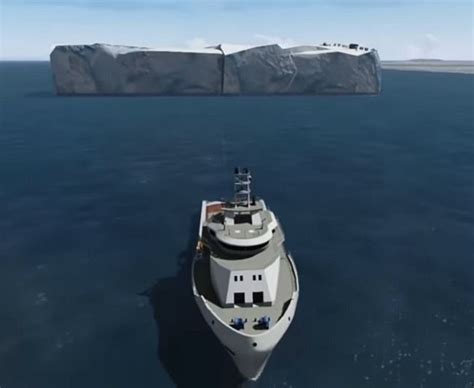emirates water uae plans to drag an iceberg from antarctic for water