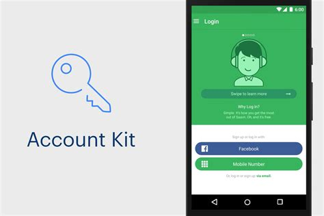 login account mobile number s new login tool lets developers sign up users