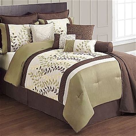 jcp comforters eden 12 piece comforter set jcpenney home decor