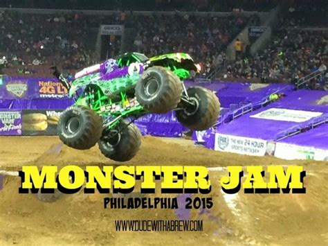 monster truck show philadelphia monster jam roars into wells fargo center philadelphia pa