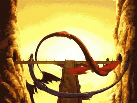 animated gif dragons avatar the last airbender gif avatarthelastairbender dragons