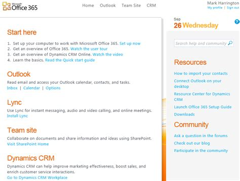 Office 365 Portal Giz Images Office 365 Post 3
