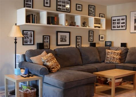 easy living room ideas dgmagnets wall shelves ideas living room dgmagnets