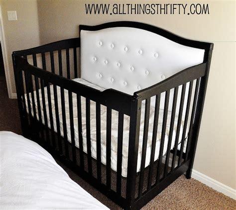 Upholstered Crib Diy diy upholstered crib headboard buy me or dyi me