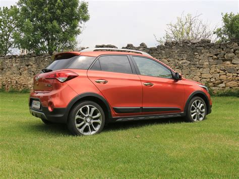 hyundai i20 active car specifications wroc awski
