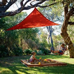 Sun Shade Canopy Sail by Shade Sails Shape The Outdoors With Their Architectural
