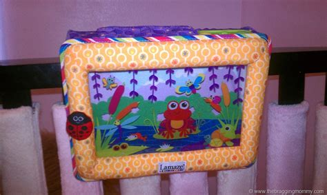 Lamaze Crib Soother by Lamaze Pond Symphony Crib Soother Review And Giveaway