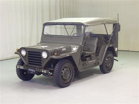military jeep 1966 ford m151 military jeep 70701