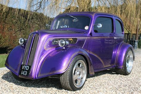 ford popular 1955 ford popular v8 rod for sale classic cars for