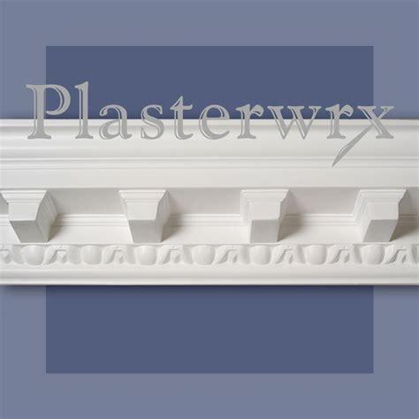 modillion cornice grand modillion mayfair plaster cornice by plasterwrx
