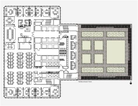 seagram building floor plan office space availabilities at the seagram building