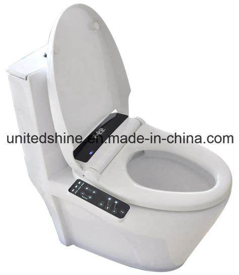 Automatic Bidet Toilet Seat by China 2015 New Automatic Toilet Seat Cover Electronice
