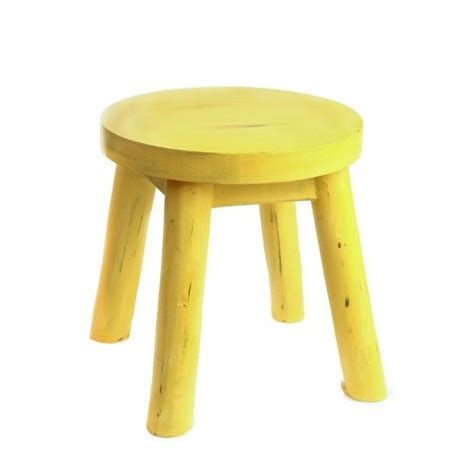What Does A Yellow Stool by Yellow Stool Geel
