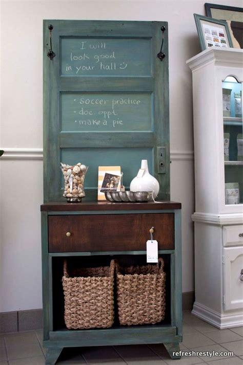 simple  creative ideas    reuse  doors