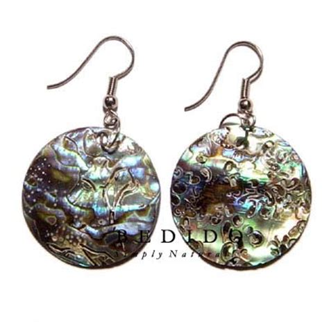 earrings philippines philippines 35mm dangling paua quot abalone quot phjy418er shell earrings