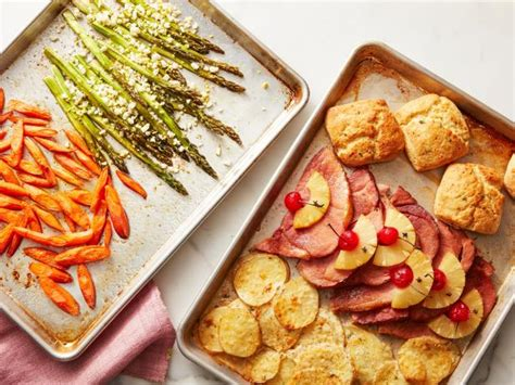 28 sunday dinner for two a and easy italian dinner sunday dinner for two a and easy italian dinner easter dinner on two sheet pans recipe forumfinder Images