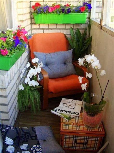 Decorating Apartment Patio For 30 Ideas Para Decorar El Balc 243 N De Tu Casa