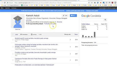 membuat akun google youtube cara membuat akun google scholar youtube