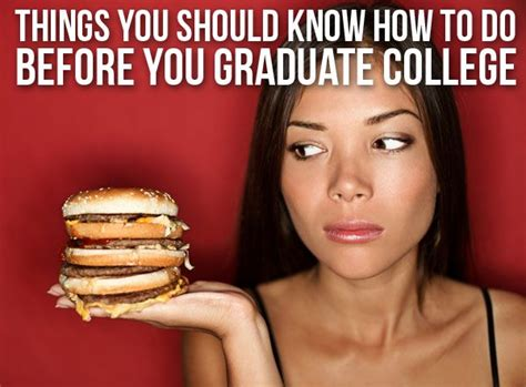 Do You To An Mba Before A Phd by 20 Things You Should How To Do Before You Graduate