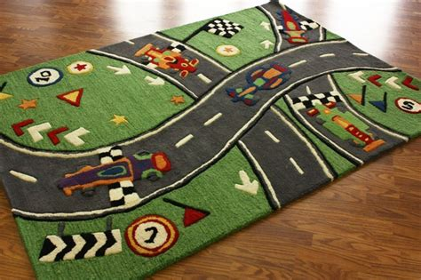 Rug Race Car Track Kids Area Rugs At Only Car Track Rug