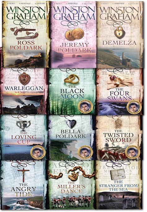 libro jeremy poldark winston graham poldark serie 12 libros set de colecci 243 n novela de cornualles