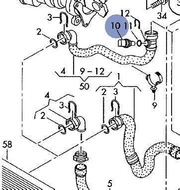audi engine coolant  wiring diagram