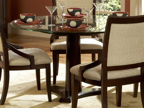 Hotel Hershey Circular Dining Room by 100 Glass Top Tables Dining Room Manhattan 5pc