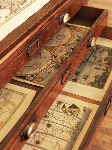 Drawer Liners South Africa by Colonial Maps And Drawers On