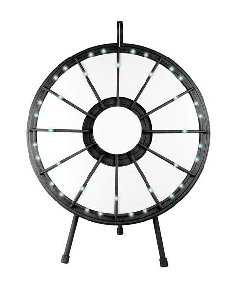 12 Slot Table Top Classic Prize Wheel With Lights Gpplay 12 Slot Prize Wheel Template